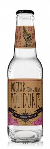 Dr. Polidori's Dry Tonic Water (20 x 0.2 Liter)