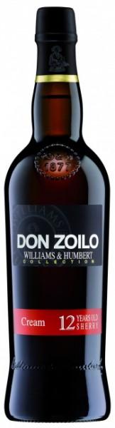 """Williams & Humbert """"Don Zoilo"""" Sweet Cream"""