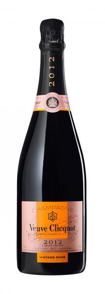 Veuve Clicquot Rosé Champagner Vintage 2012