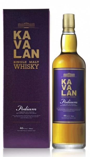"Kavalan ""Podium"" Single Malt"
