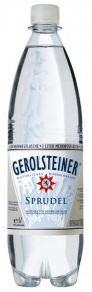 Gerolsteiner Sprudel PET (12 x 1 Liter)