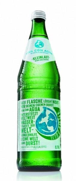 """Viva con Agua """"kleinlaut"""" GDB (12 x 0.75 Liter)"""