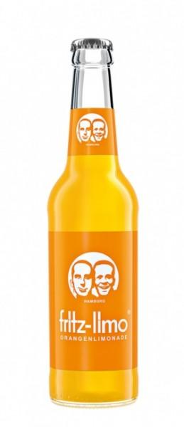 Fritz Orangenlimonade (24 x 0.33 Liter)