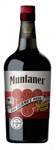 Muntaner Vermut Rosso Mallorca