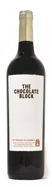 Boekenhoutskloof The Chocolate Block 2018