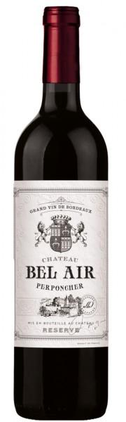 Château Bel Air Perponcher rouge Réserve Bordeaux AOC