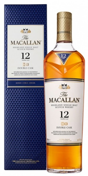 The Macallan Double Cask 12 Jahre