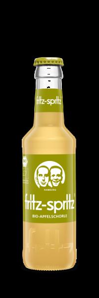 Fritz-Spritz Apfelsaftschorle (24 x 0.2 Liter)