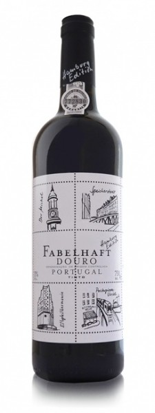 "Fabelhaft Douro Tinto 2018 Edition ""Hamburg"""