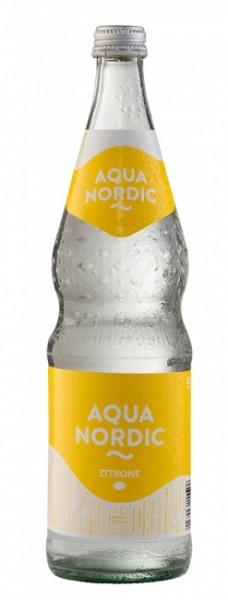 Aqua Nordic Zitronenlimonade (12 x 0.75 Liter)