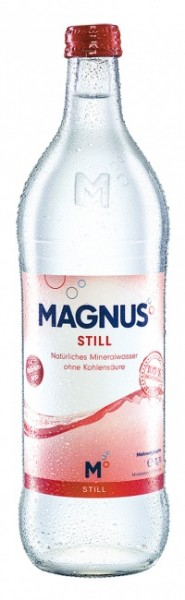 Magnus Mineralwasser still (12 x 0.7 Liter)