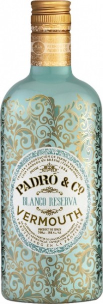 Padro & Co. Vermouth Blanco Reserva