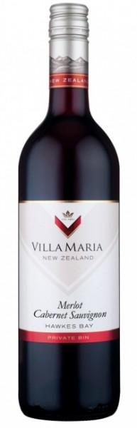 """Villa Maria """"Private Bin"""" Merlot Cabernet Sauvignon 2013"""
