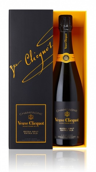 Veuve Clicquot Champagner Extra Brut Extra Old