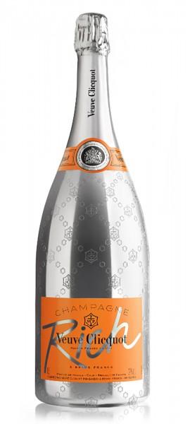 Veuve Cliquot Champagner Rich Magnum