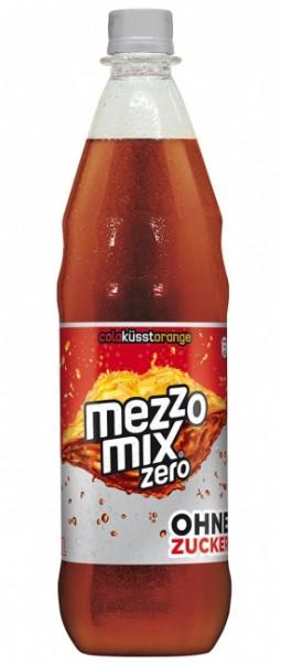 Mezzo Mix Zero PET (12 x 1 Liter)