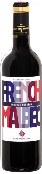 Baldes French Malbec Cahors 0,75 ltr.