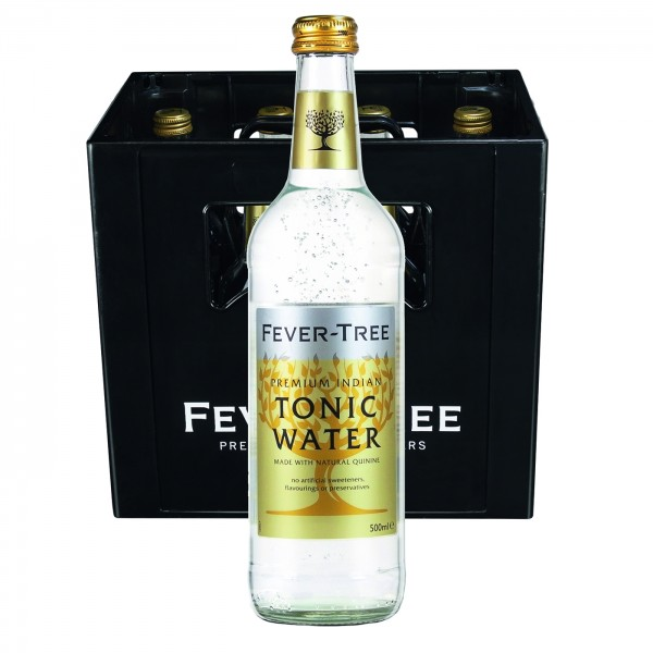 Fever Tree Indian Tonic Water (8 x 0,5l)