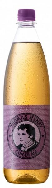 Thomas Henry Ginger Ale (6 x 1 Liter)