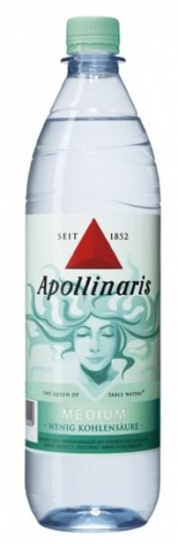 Apollinaris medium PET (10 x 1 Liter)