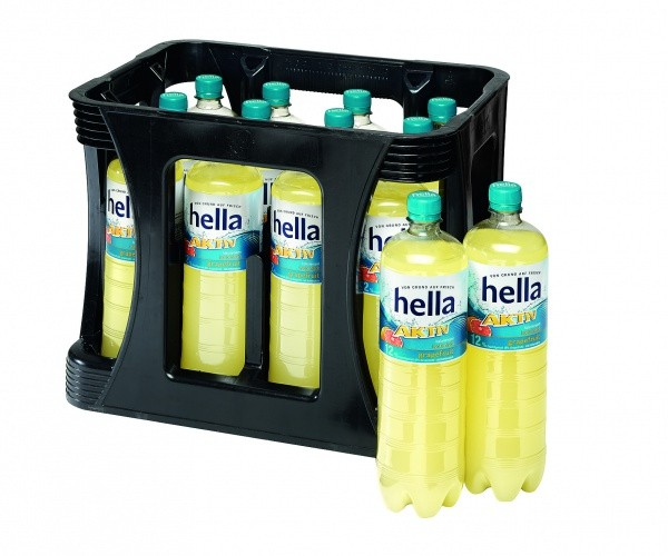 Hella Aktiv PET (12 x 1 Liter)