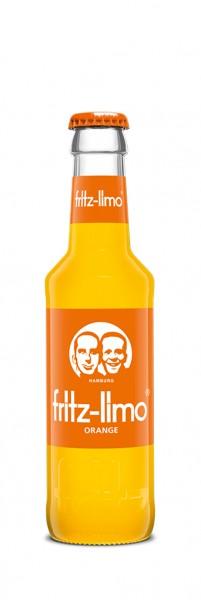 Fritz Orangenlimonade (24 x 0.2 Liter)