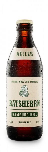 Ratsherrn Hamburg Hell (24 x 0,33 ltr.)