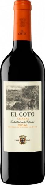 El Coto Crianza Rioja 2016