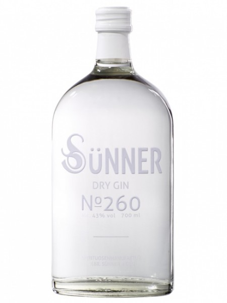 Sünner Dry Gin No. 260