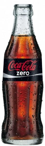 Coca Cola Zero (24 x 0.2 Liter)