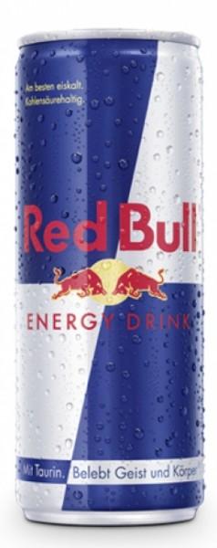 Red Bull (24 x 0.25 Liter)
