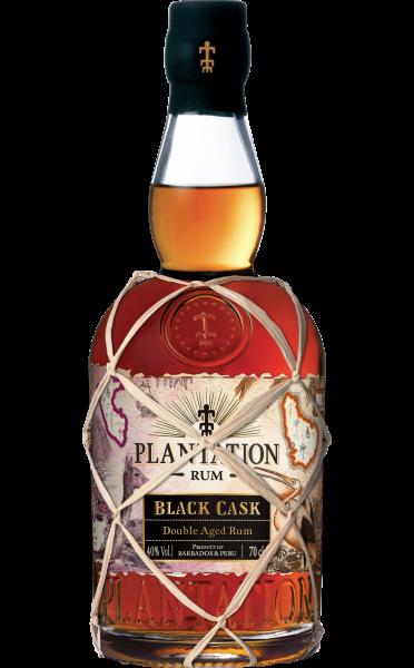 Plantation Rum Black Cask N° 3 Barbados & Peru