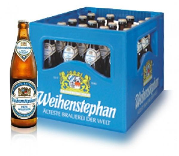 Weihenstephan Hefeweizen (20 x 0.5 Liter)