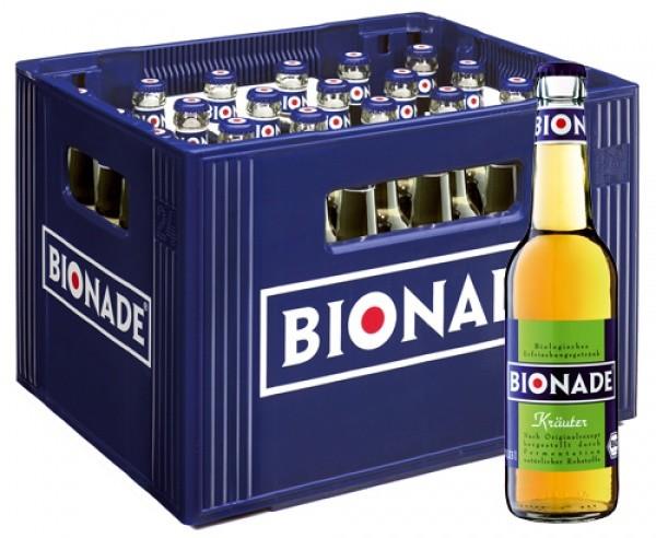 Bionade Kräuter (24 x 0.33 Liter)