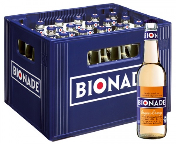 Bionade Ingwer-Orange (24 x 0.33 Liter)