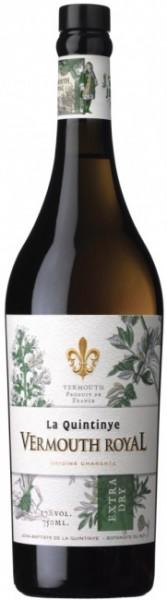 La Quintinye Vermouth Royal Extra Dry