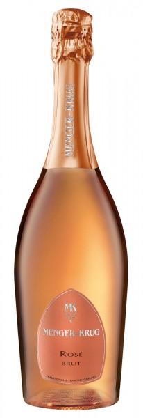 Menger-Krug Sekt Rosé Brut