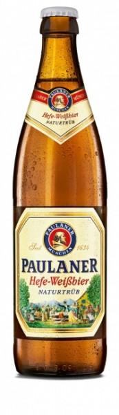 Paulaner Hefe (20 x 0.5 Liter)