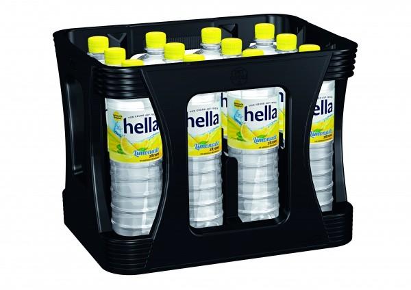 Hella Limonade Zitrone PET (12 x 1 Liter)