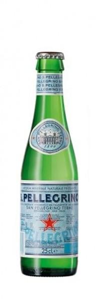 San Pellegrino Acqua Panna (24 x 0.25 Liter)