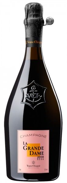 "Veuve Clicquot Champagner ""La Grande Dame"" Rosé 2008"