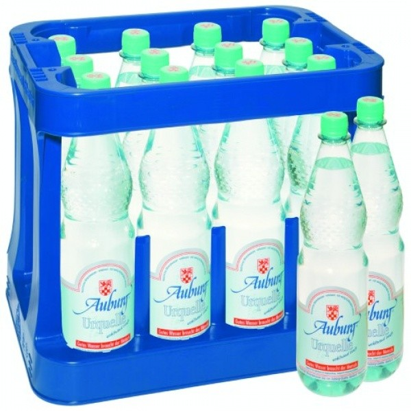 Auburg Urquelle medium PET (12 x 1 Liter)