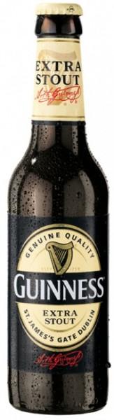 Guinness Extra Stout 6er (24 x 0.33 Liter)