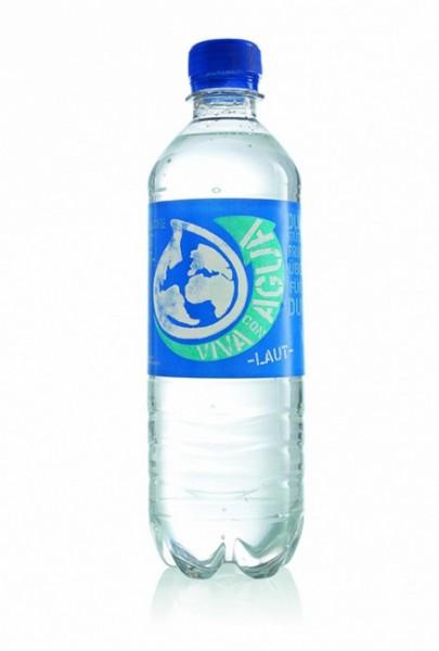 """Viva con Agua Quellwasser """"Laut"""" 0,5 PET (20 x 0.5 Liter)"""