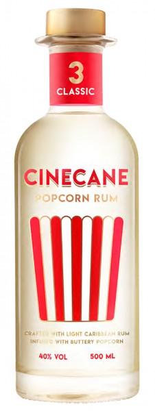 Cinecane Popcorn Rumlikör Classic 3