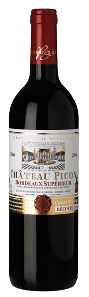 Château Picon Bordeaux superieur AOC