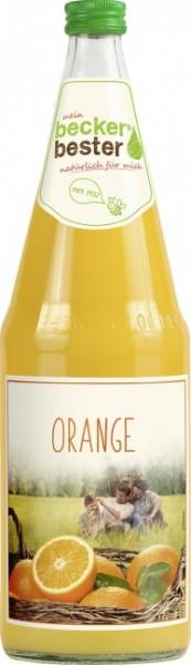 Beckers Bester Orangensaft (6 x 1 Liter)
