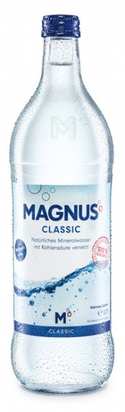 Magnus Mineralwasser Classic (12 x 0.7 Liter)