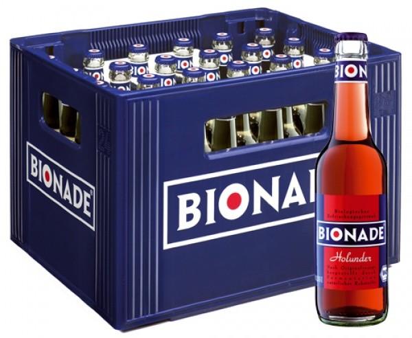 Bionade Holunder (24 x 0.33 Liter)