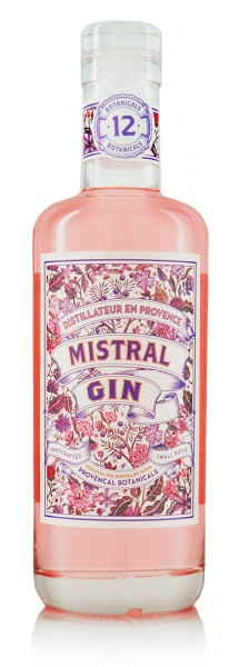 Mistral Provence Dry Gin
